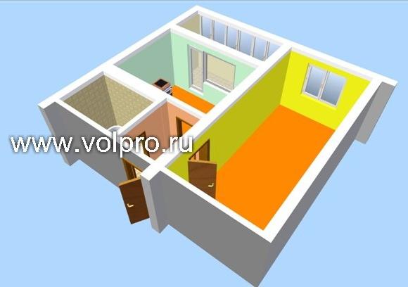 Перепланировка квартиры в Ялте, этапы согласования