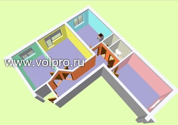 Как узаконить перепланировку квартиры: порядок и документы